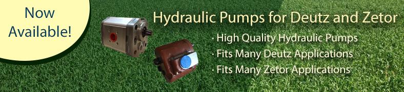 HydraulicPumpsNowAvailable