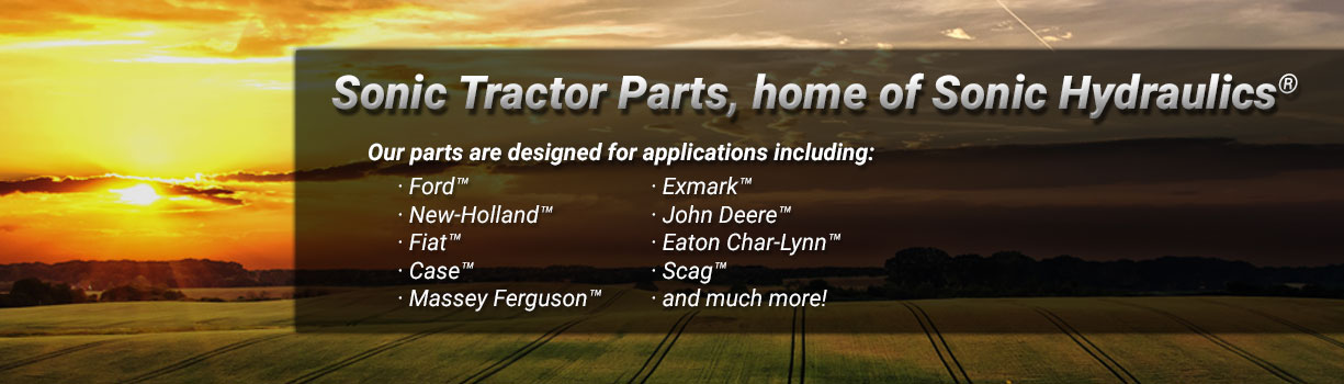 Welcome to Sonic Tractor Parts